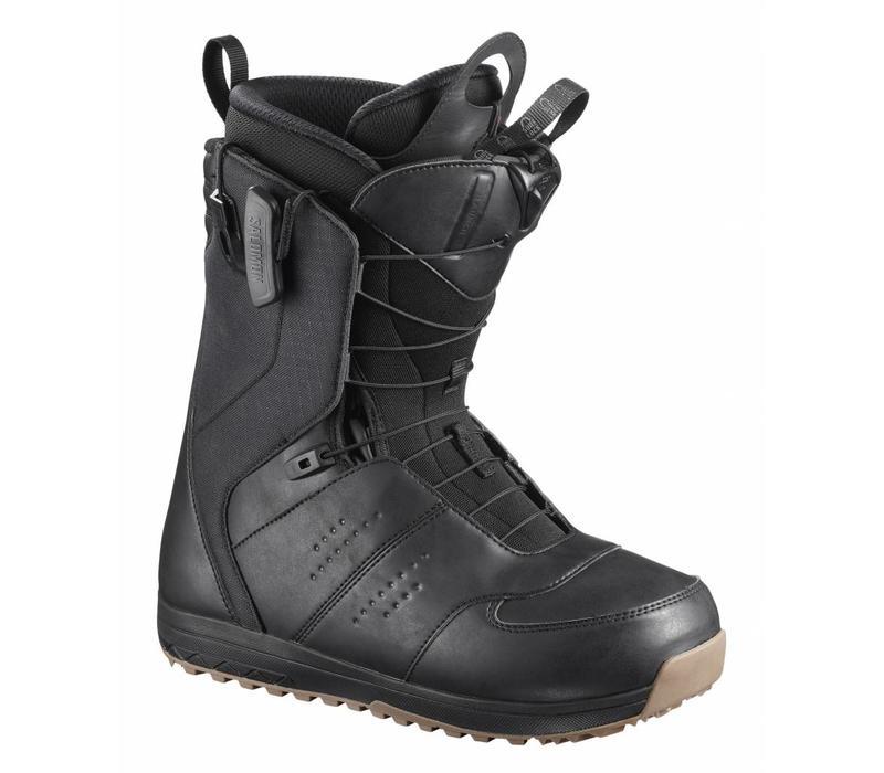 Salomon Launch Lace Sj Blk Snowboard Boot