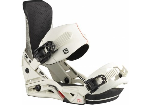 SALOMON Salomon District Cream Snowboard Binding