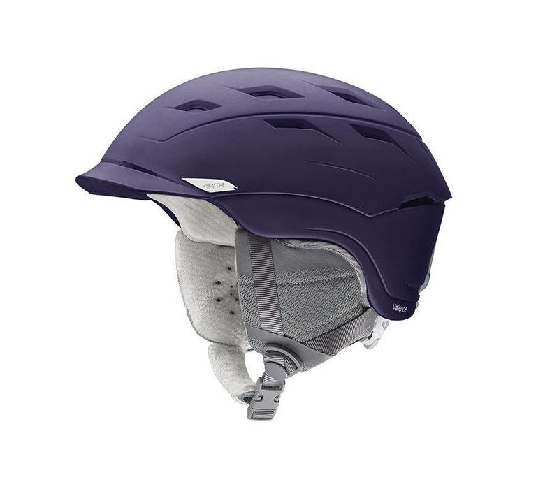 Valence Helmet Matte Midnight