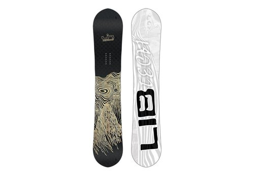 LIB TECH SK8 BANANA WOOD