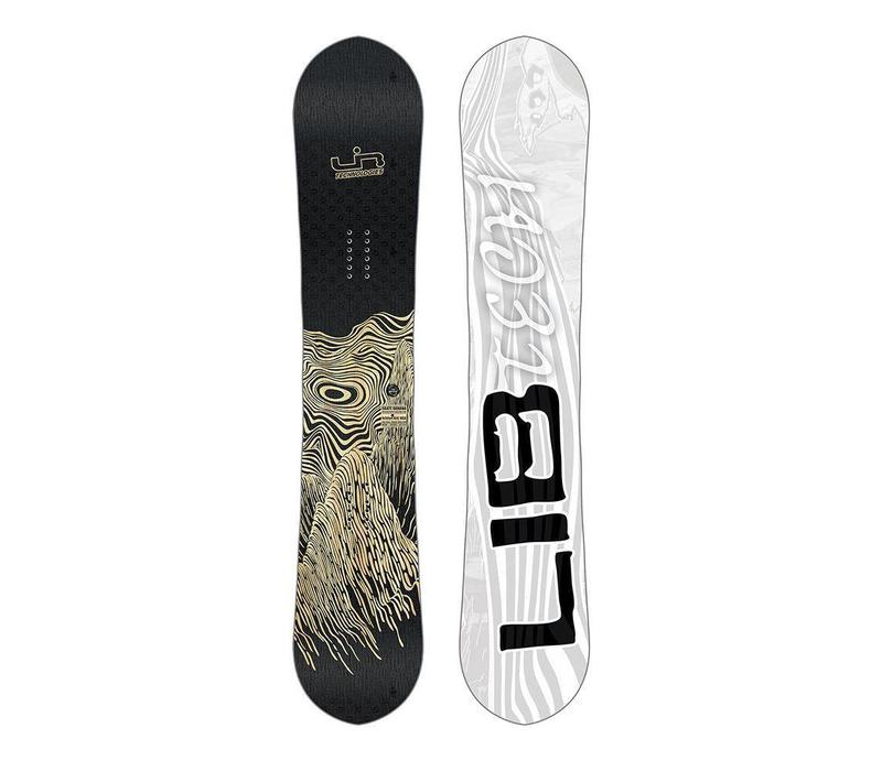 Lib Tech Skate Banana Wood Snowboard