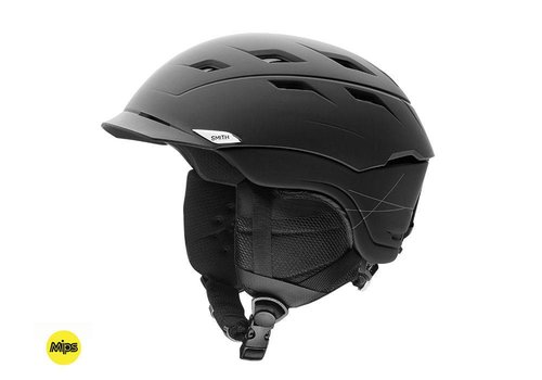 SMITH VARIANCE HELMET Matte Black