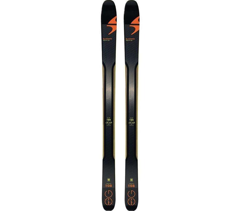 Zero G 108 Ski
