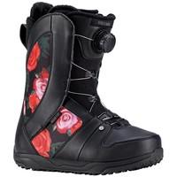 Ride Sage Blk/Rose Snowboard Boot