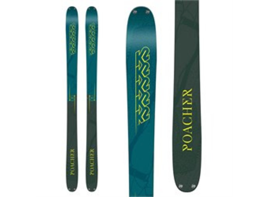 K2 Poacher Jr Inc Fdt 7 Binding