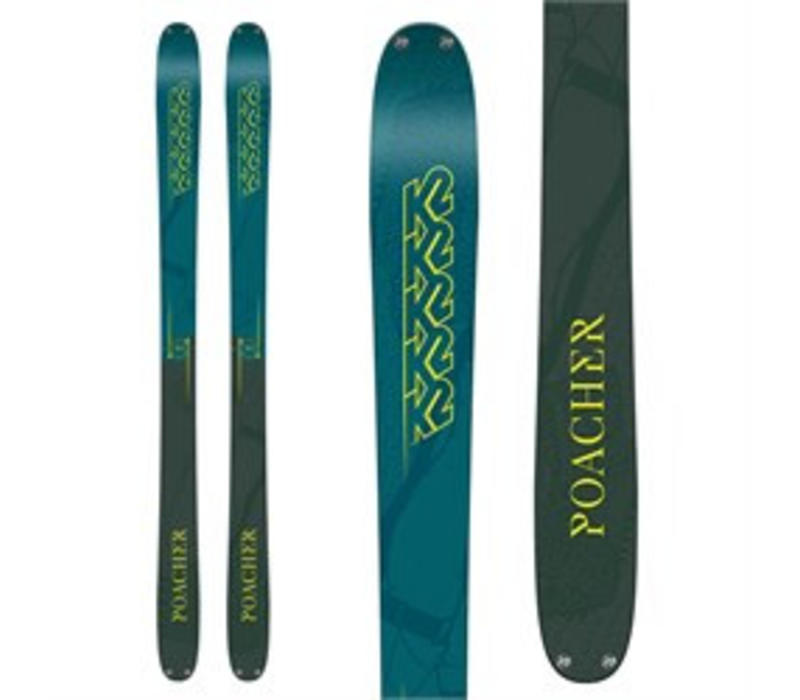 K2 Poacher Jr Inc Fdt 4.5 Binding