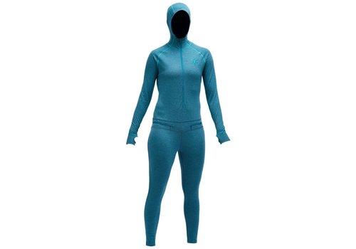 AIRBLASTER Airblaster Merino Womens Ninja Suit Ocean