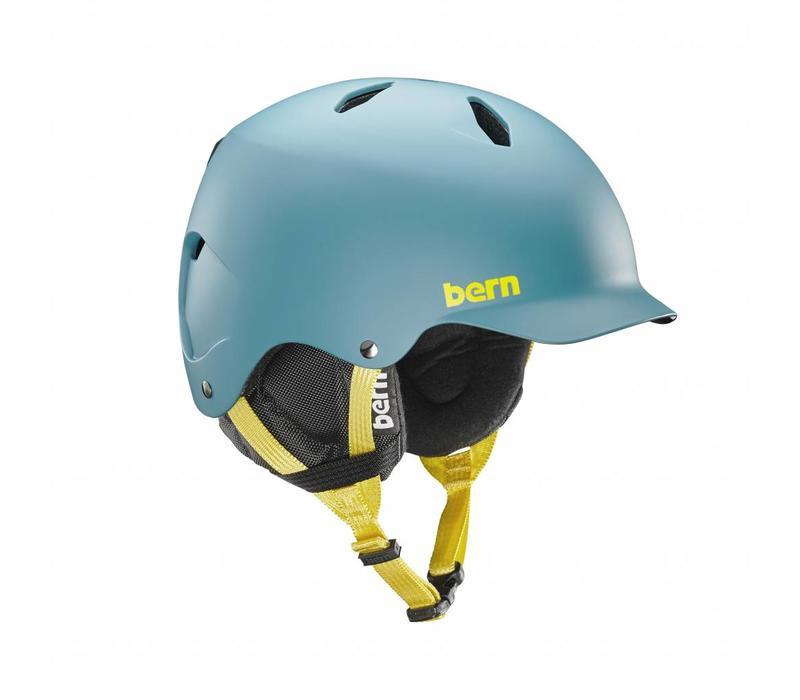 Bern Bandito Jr Helmet Muted Teal
