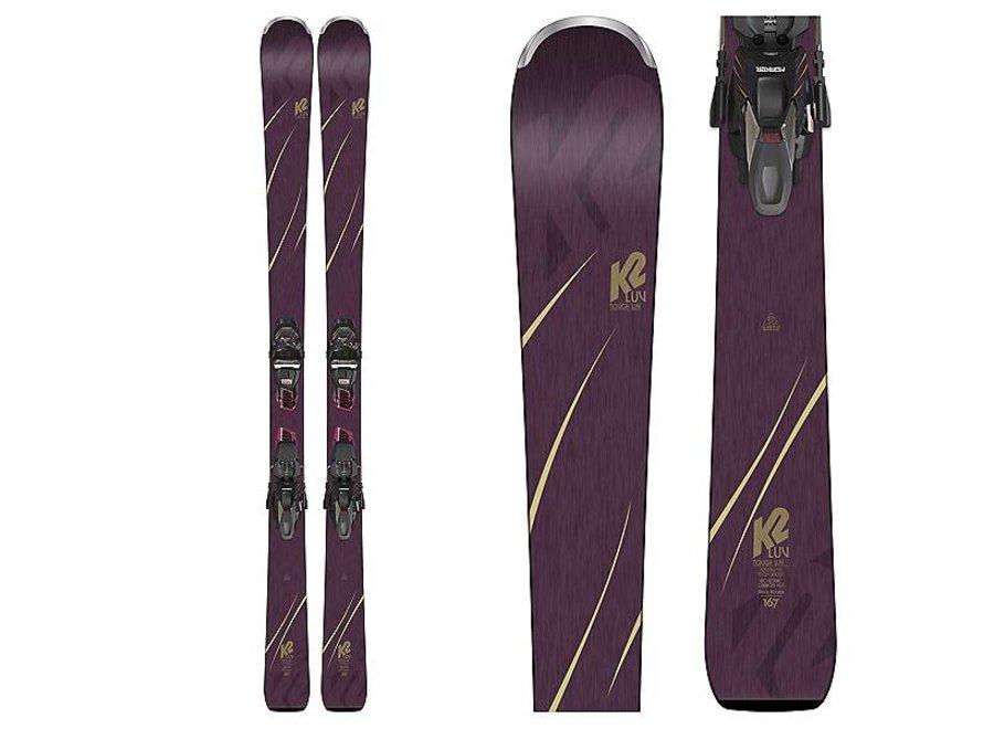 K2 Tough Luv Inc Erc 11 Tcx Lq Binding