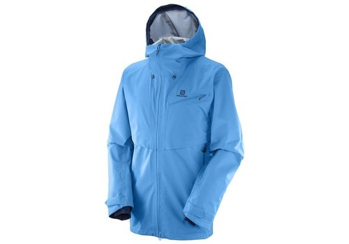 SALOMON QST GUARD 3L JACKET Hawaiian Surf