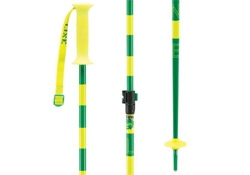 LINE SKIS Line Getup Pole Green