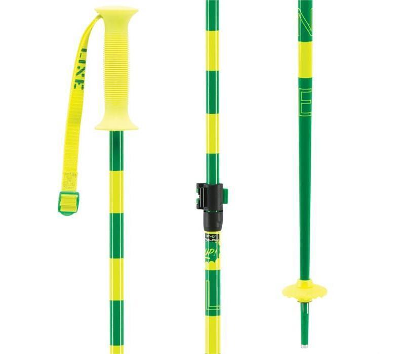Line Getup Pole Green