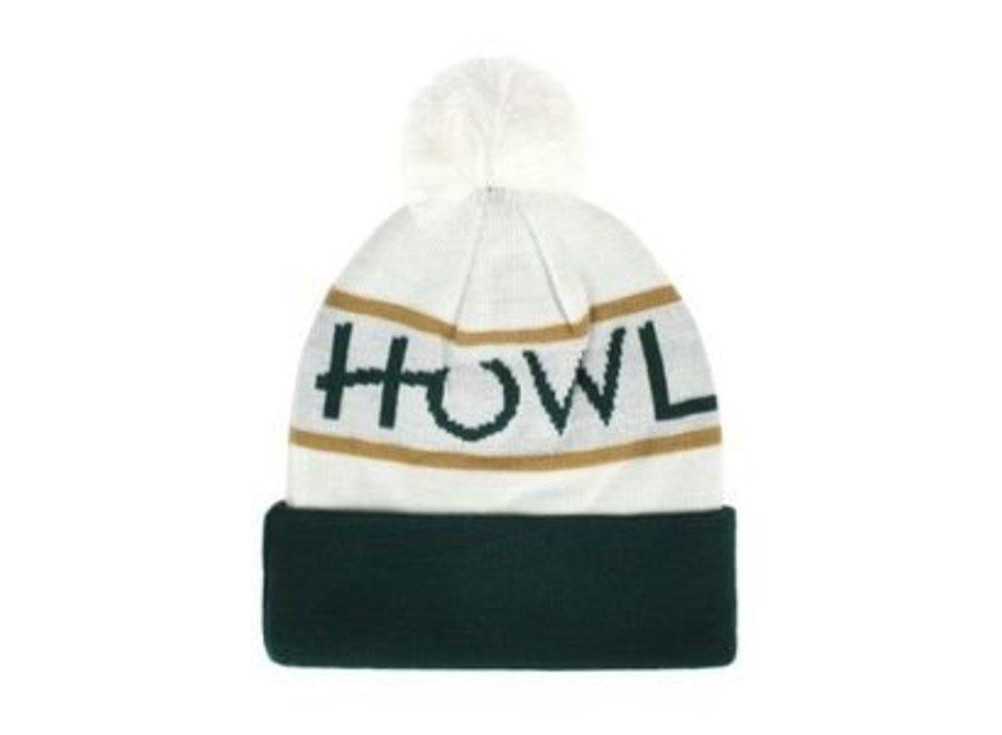 Howl Pom Beanie