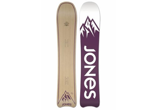 JONES SNOWBOARDS Jones Women's Hovercraft Snowboard