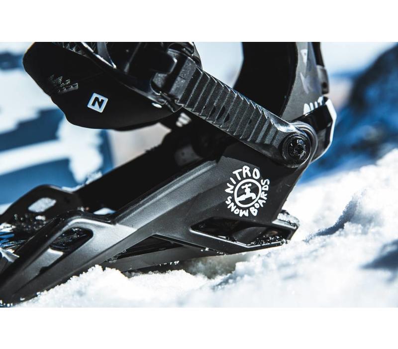 Nitro Team Drink Water Snowboard Binding