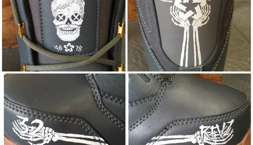 Rvez 20th anniversary boot