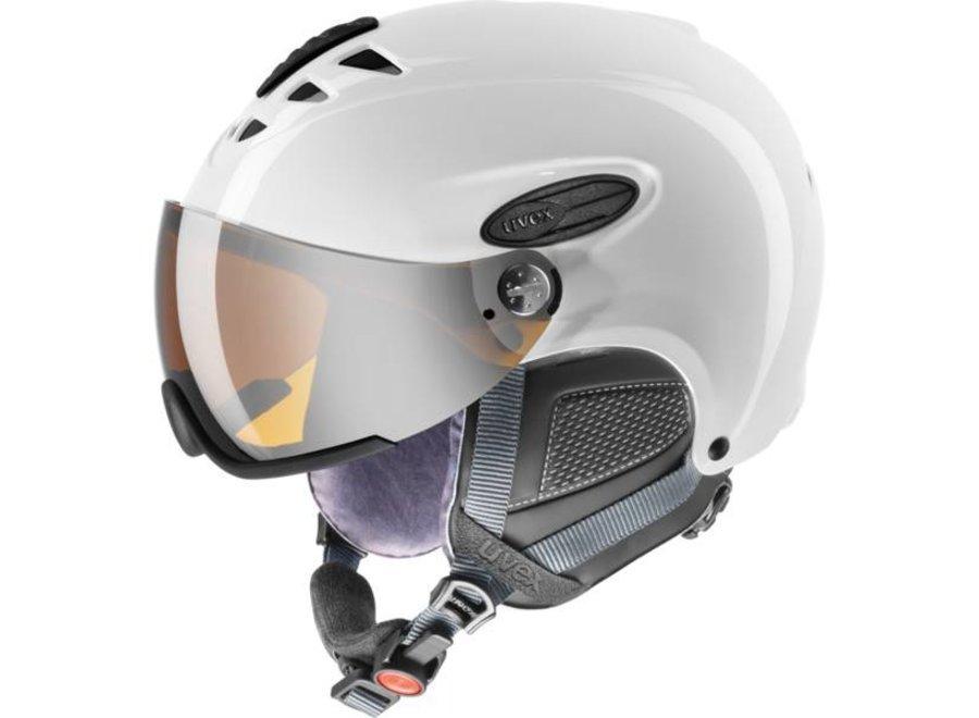 Uvex Helmet 300 + Visor