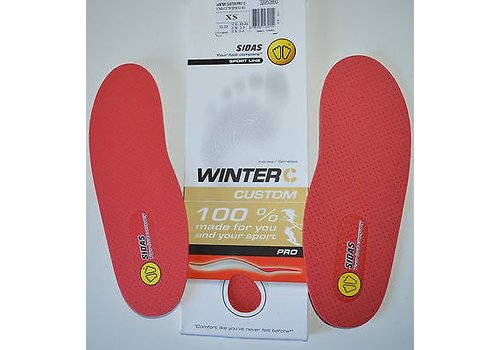 SIDAS Winter Custom Footbed