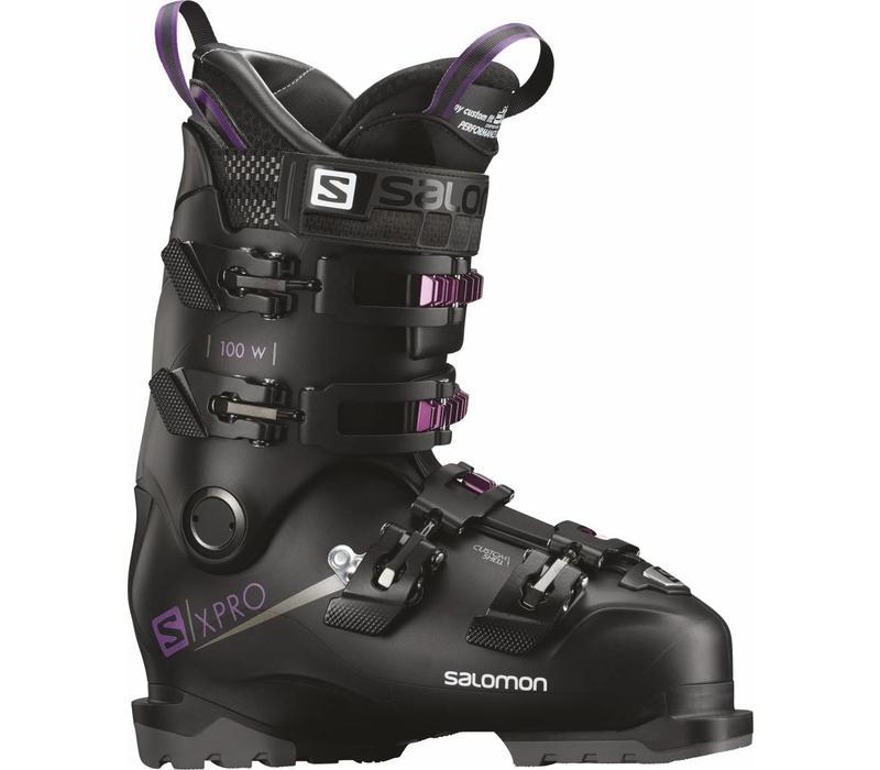 X PRO 100 W Black/Purple