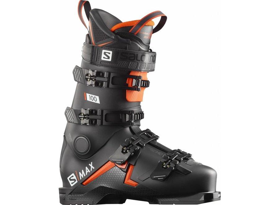 Salomon S/Max 100 Black/Orange/White