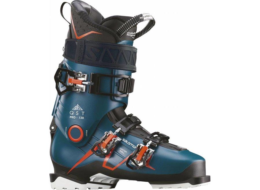 Salomon Qst Pro 120 Tr Blue/Bk/Orange