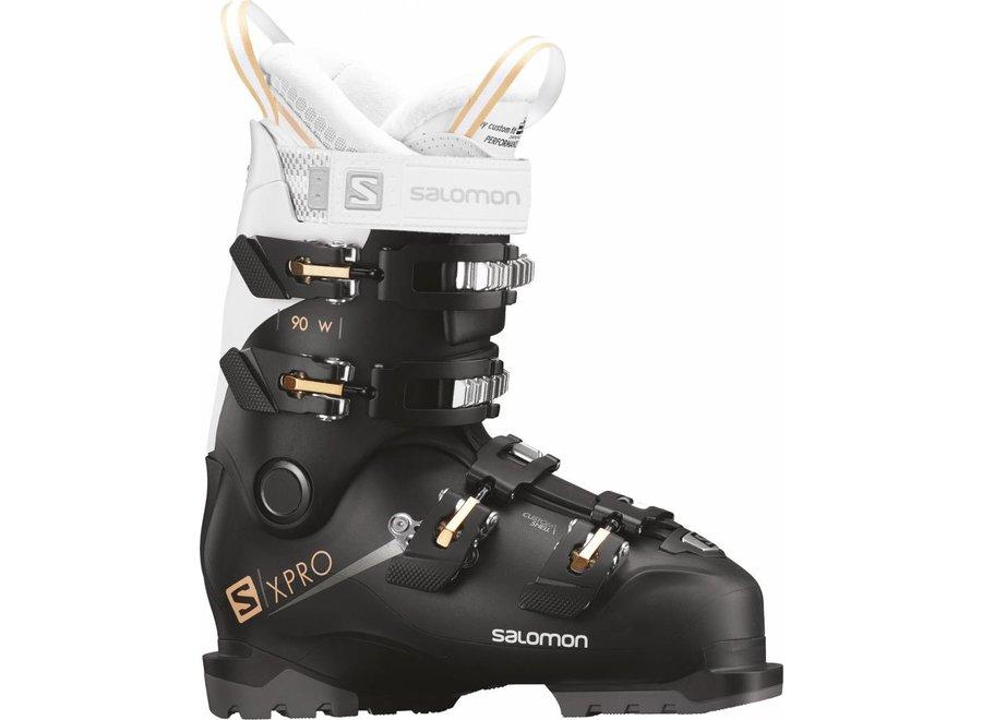 Salomon X Pro 90 W Black/White/Coral