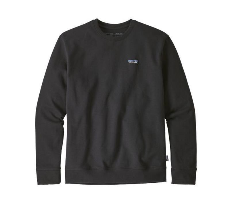 M's P-6 Label Uprisal Crew Sweatshirt BLACK