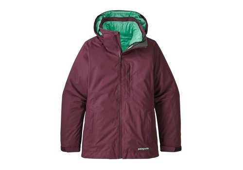 PATAGONIA W'S 3-IN-1 SNOWBELLE JKT