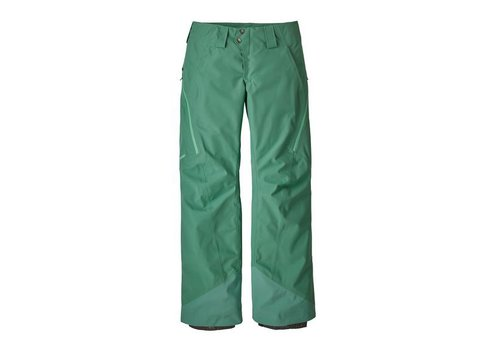 PATAGONIA W'S POWDER BOWL Pants GREEN