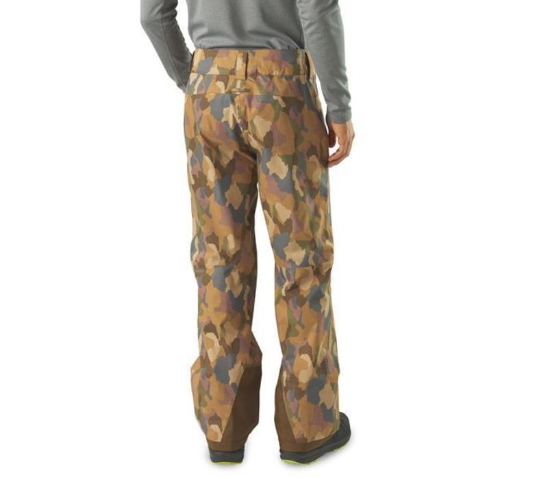 Patagonia M'S Snowshot Pants - Reg Khaki