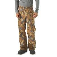 M's Snowshot Pants - Reg KHAKI
