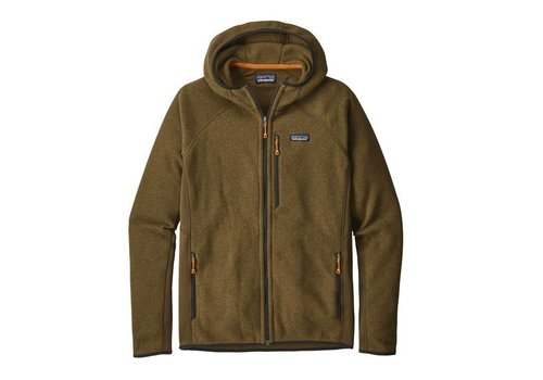 PATAGONIA Patagonia M'S Perf Better Sweater Hoody Sediment