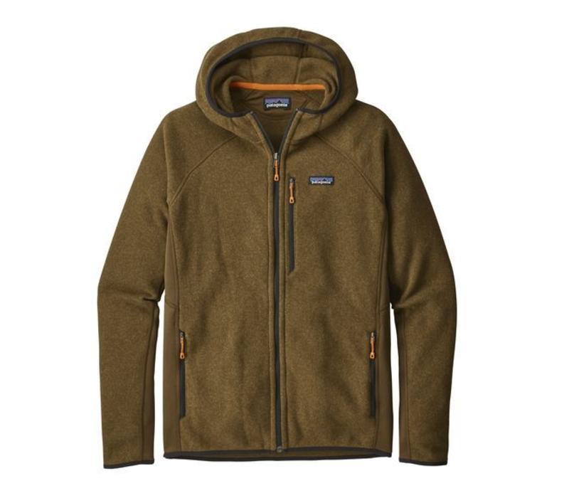 Patagonia M'S Perf Better Sweater Hoody Sediment