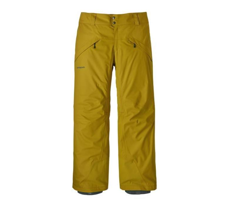M's Snowshot Pants - Reg GREEN