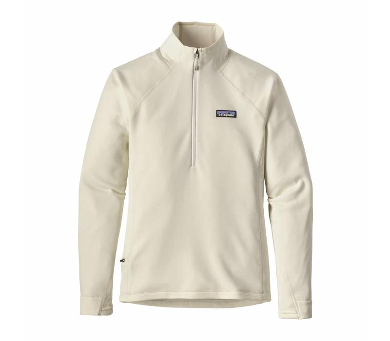 Patagonia W'S Crosstrek 1/4 Zip White