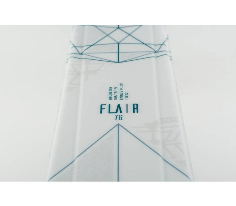 FLAIR 76 + VMOTION 10 GW Binding