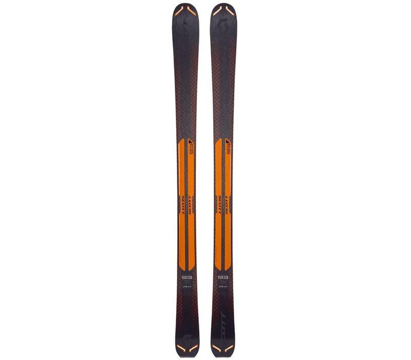 Scott Slight 93 Ski