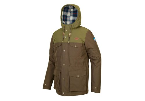 PICTURE JACK JACKET Brown