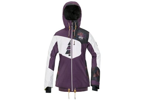 PICTURE LANDER JACKET Purple