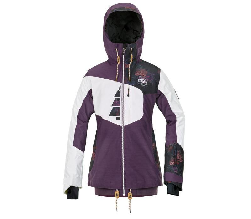 LANDER JACKET Purple