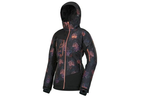 PICTURE LUNA JACKET Flower Print