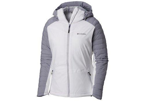 COLUMBIA Columbia Whistler Peak Jacket White/Astral