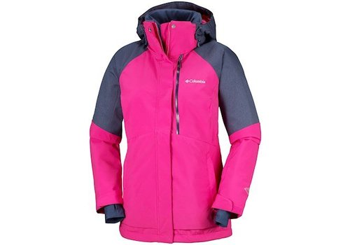COLUMBIA Wildside W's Jacket Pink