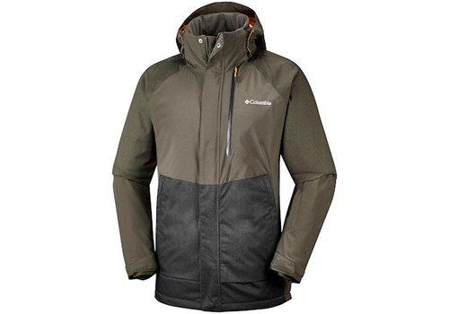 COLUMBIA Columbia Wildside Jacket Peatmoss