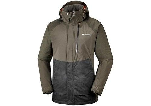 COLUMBIA Wildside Jacket Peatmoss