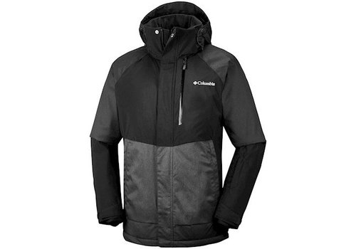 COLUMBIA Columbia Wildside Jacket Black/Char