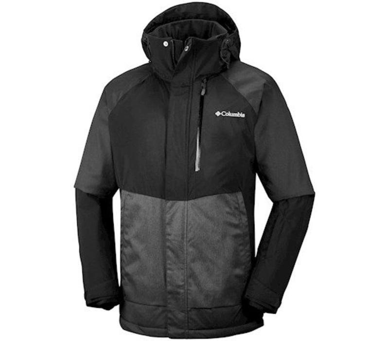 Columbia Wildside Jacket Black/Char