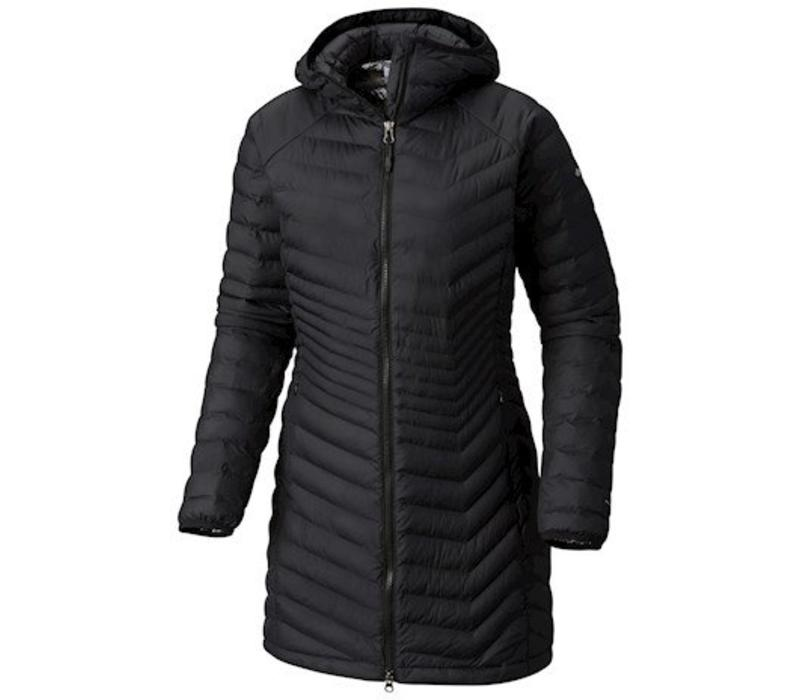 Columbia Powder Lite W'S Mid Jacket Black