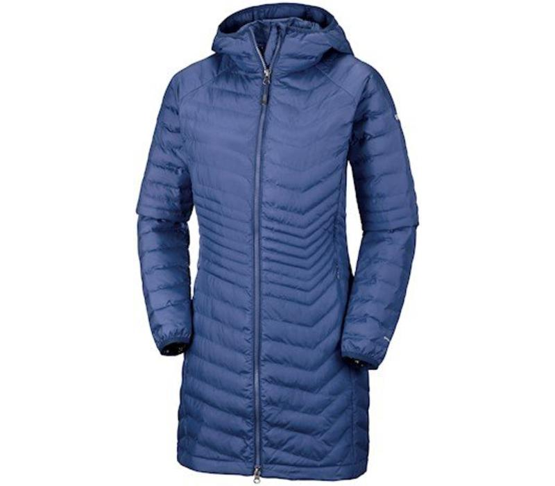 Powder Lite W's Mid Jacket Eve