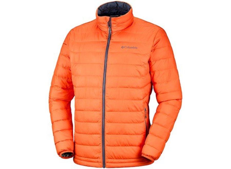 Columbia Powder Lite Jacket Bc Orange